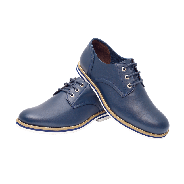 Blue Men's Shoes
