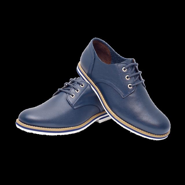 Blue Men's Shoes